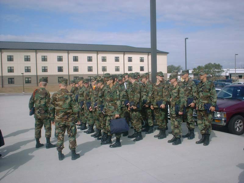 Air Force Tech School Pictures