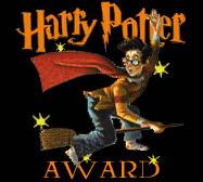 Harry Potter Fan Site Award